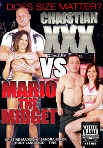 Christian XXX VS Mario The Midget – White Ghetto