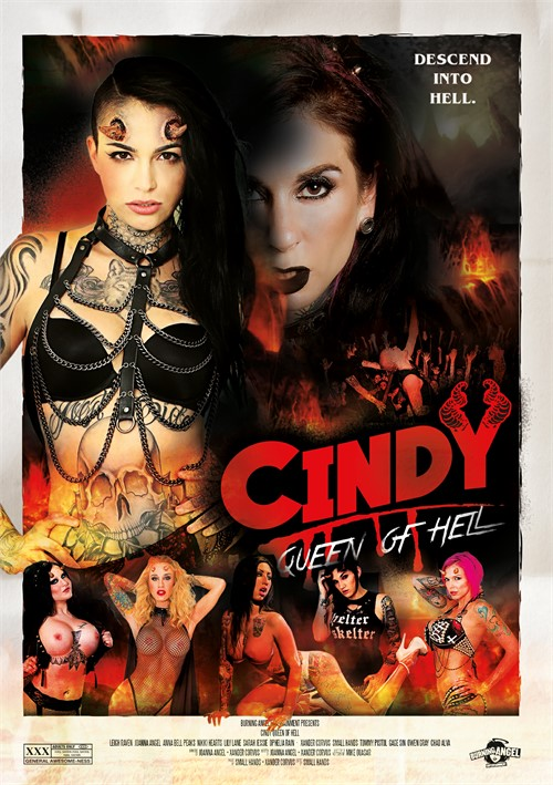 Cindy Queen Of Hell – Burning Angel