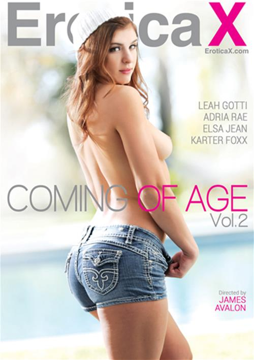 Coming Of Age #2 – Erotica X