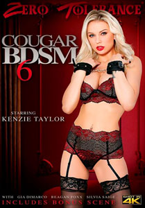 Cougar BDSM #6 – Zero Tolerance
