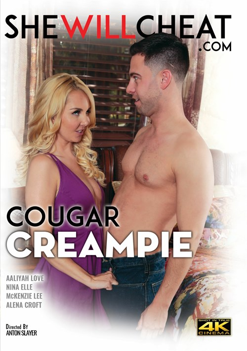 Cougar Creampie – She Will Cheat