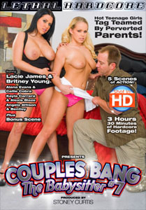 Couples Bang The Babysitter #7 – Lethal Hardcore