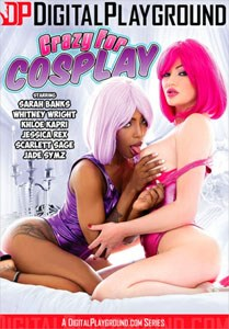 Crazy For Cosplay – Digital Playground