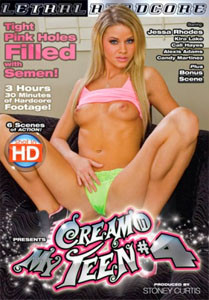Cream In My Teen #4 – Lethal Hardcore