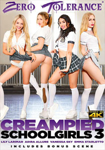 Creampied Schoolgirls #3 – Zero Tolerance