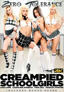 Creampied Schoolgirls – Zero Tolerance