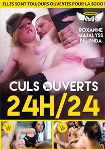 Culs ouverts 24H24 – Zone Sexuelle