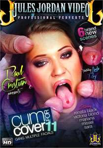Cum For Cover #11 – Jules Jordan