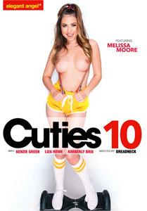 Cuties #10 – Elegant Angel