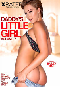 Daddy's Little Girl #7 – X Rated