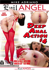 Deep Anal Action #4 – Evil Angel