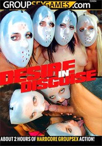 Desire In Disguise – Group Sex Games