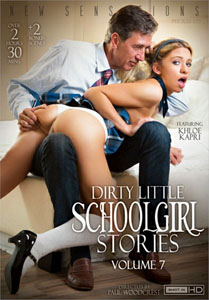Dirty Little Schoolgirl Stories #7 – New Sensations