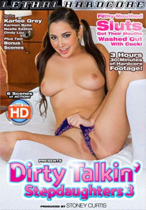 Dirty Talkin' Stepdaughters #3 – Lethal Hardcore