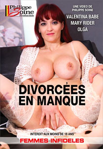 Divorced Women Craving Sex – Marc Dorcel