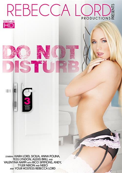 Do Not Disturb #3 – Rebecca Lord