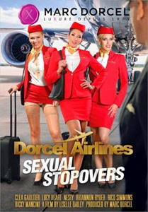 Dorcel Airlines: Sexual Stopovers – Marc Dorcel