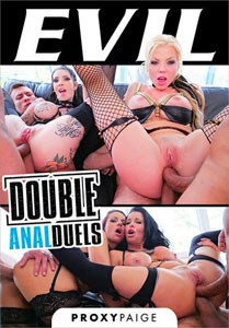 Double Anal Duels – Evil Angel