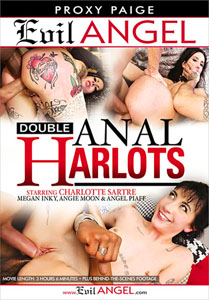 Double Anal Harlots – Evil Angel