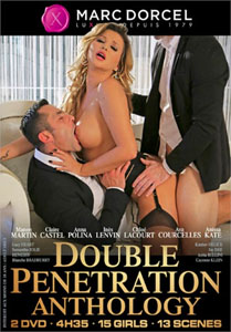 Double Penetration Anthology – Marc Dorcel