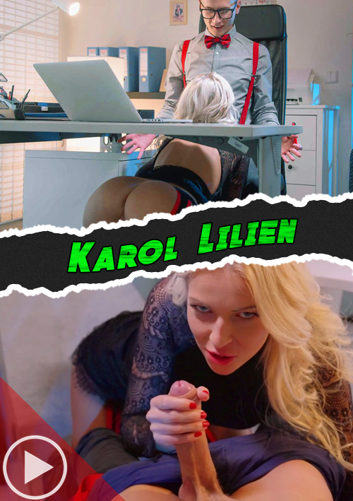 Employee Of The Month (Karol Lilien) – MOFOS