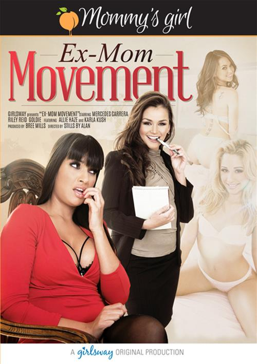 Ex-Mom Movement – Girlsway
