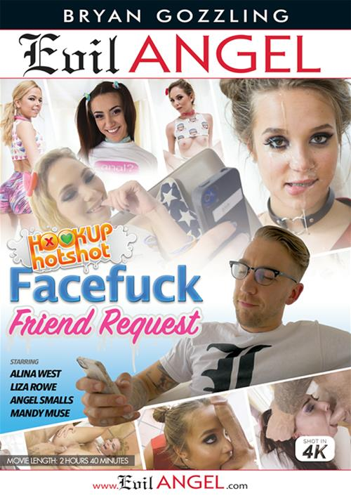 Facefuck Friend Request – Evil Angel