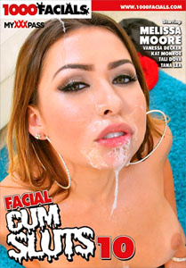 Facial Cum Sluts #10 – My XXX Pass