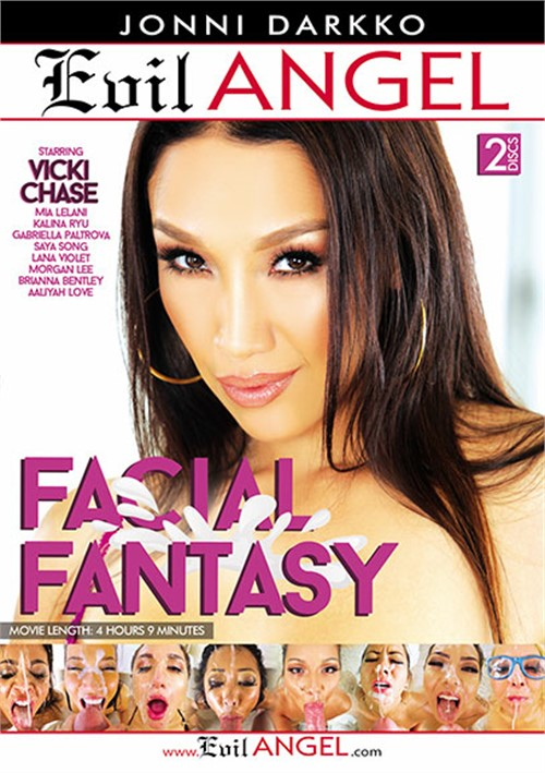 Facial Fantasy – Evil Angel