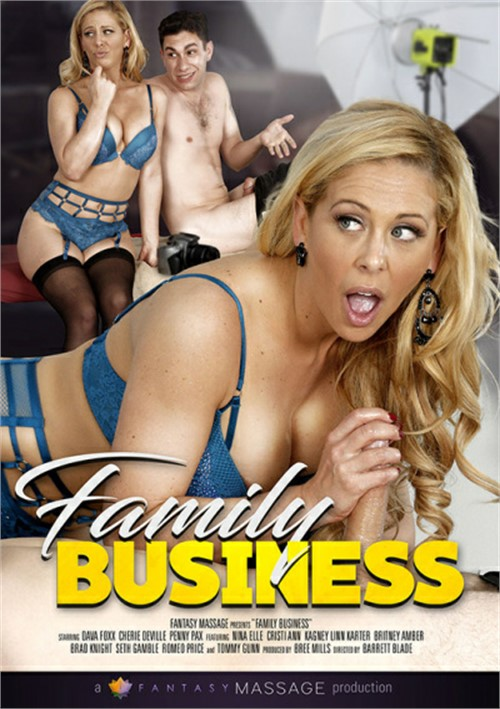 Family Business – Fantasy Massage