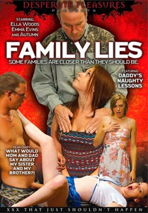 Family Lies – Desperate Pleasures