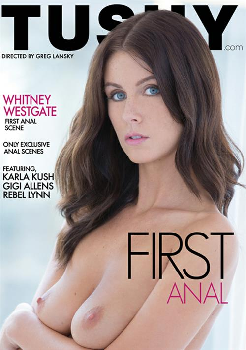 First Anal – Tushy