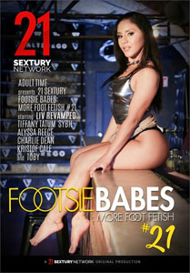 Footsie Babes: More Foot Fetish #21 – 21 Sextury