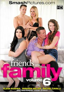 Friends And Family #6 – Smash Pictures