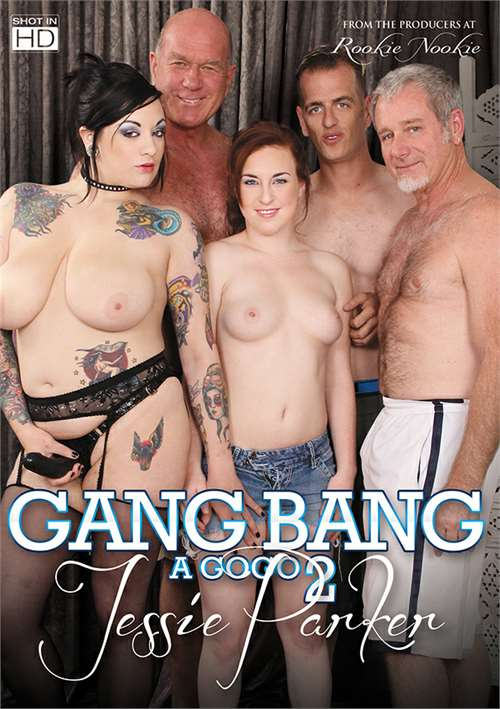 Gang Bang A Go Go #2: Jessie Parker – Rookie Nookie