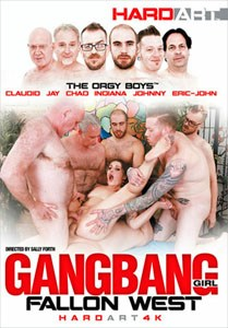 Gangbang Girl: Fallon West – Hard Art