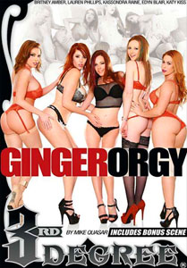 Ginger Orgy – Third Degree