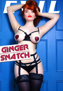 Ginger Snatch – Evil Angel