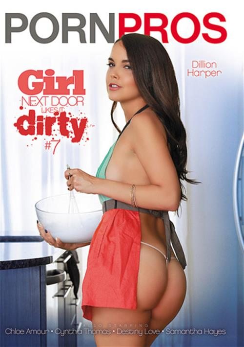 Girl Next Door Likes It Dirty #7 – Porn Pros