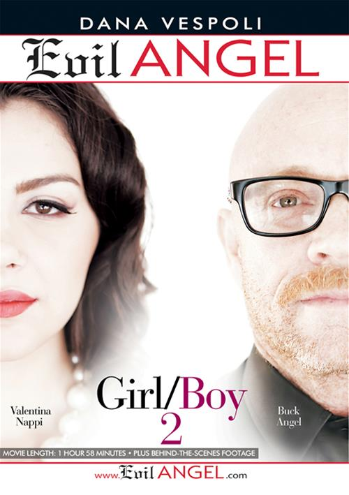 Girl/Boy 2 – Evil Angel