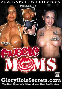 Gloryhole Secrets: Muscle Moms – Aziani