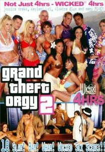 Grand Theft Orgy #2 – Wicked Pictures