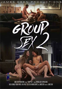 Group Sex #2 – James Deen Productions