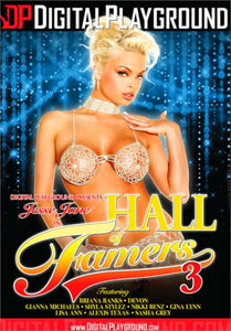 Hall Of Famers #3 – Digital Playground
