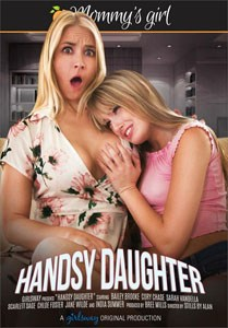 Handsy Daughter – Girlsway