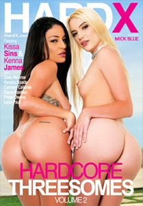 Hardcore Threesomes #2 – Hard X
