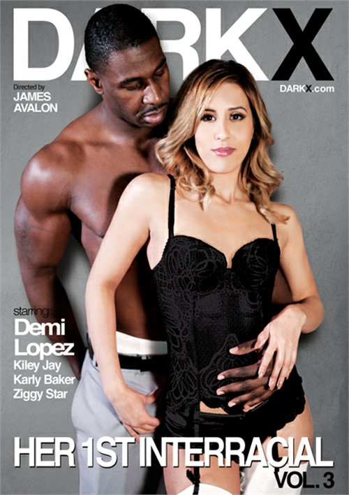 Her 1st Interracial #3 – Dark X