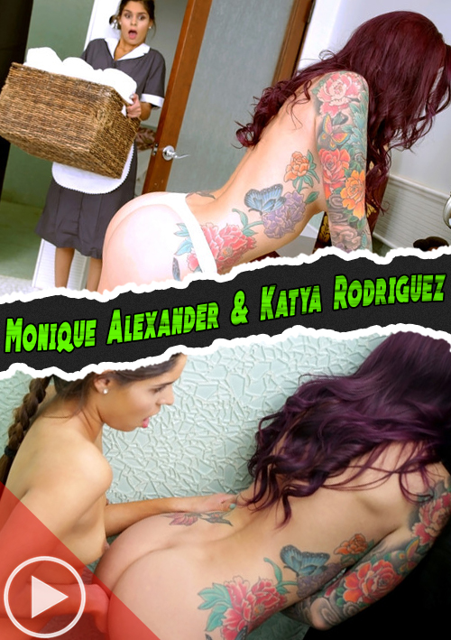 Honey Are You There (Monique Alexander & Katya Rodriguez) – Reality Kings