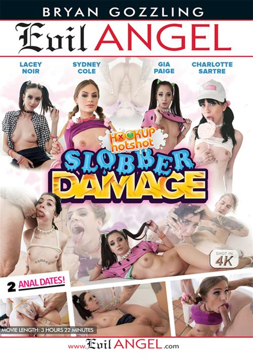 Hookup Hotshot: Slobber Damage – Evil Angel