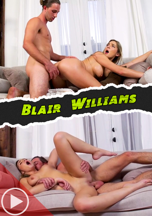 Horny Girlfriend Gets Face Fucked (Blair Williams) – MOFOS